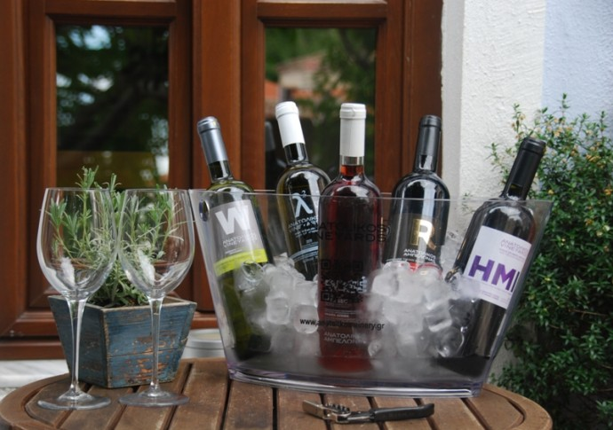 Ανατολικός Vineyards
