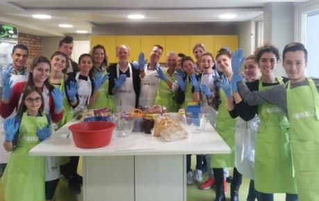 Υγαία Snacks: η μαθητική επιχείρηση του 5ου Λυκείου Καβάλας