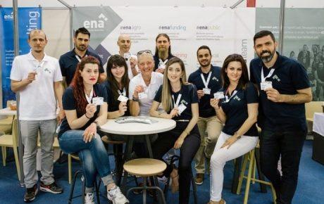 Με την #enateam στην έκθεση Synergia 2017